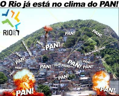 .: Pan American Games. Rio 2007.