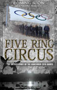 Five Ring Circus DVD cover