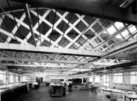 King's Yard: Belfast truss roof