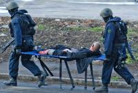 Joint Metropolitan Police and special forces anti-terror exercise