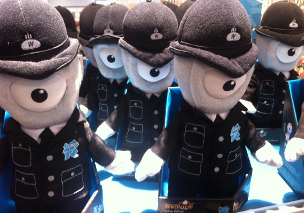 Many high ranking officers: and they were all there for me, the real ones not so cuddly