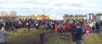 Save our Marsh - 10 Mar 2012