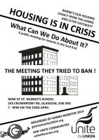The meeting they tried to ban: the meeting they tried to ban